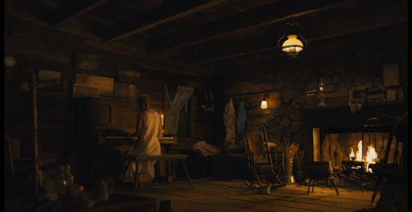 Taylor Swift Cabin folklore